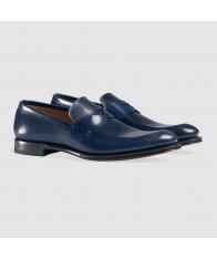 Giày Lười Nam Gucci Quai Penny Trẻ Trung Hàng Nhập Mỹ