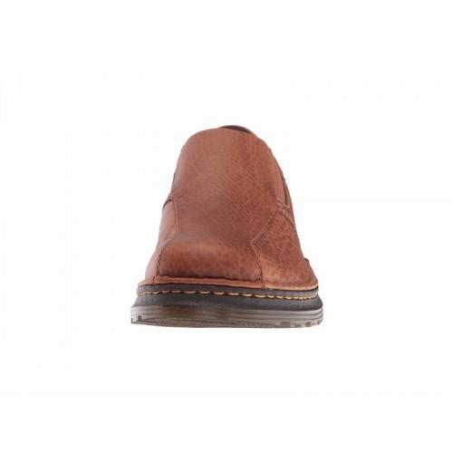 Giày Lười Nam Dr Martens Tevin Chất Da Nâu Bền Đẹp
