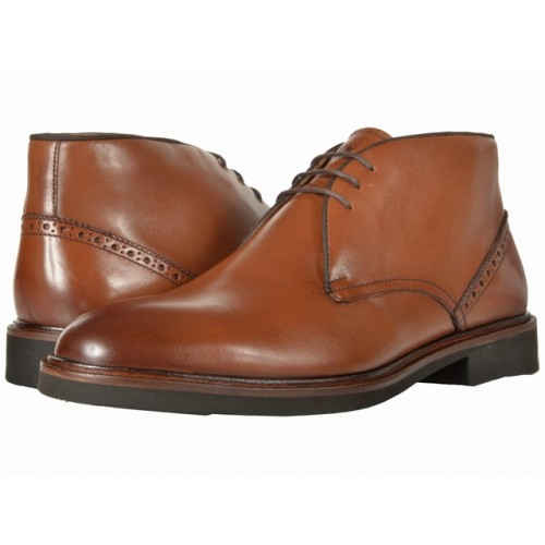 Giày Boot Chukka Florsheim Chất Da Đẹp Truman Chính Hãng