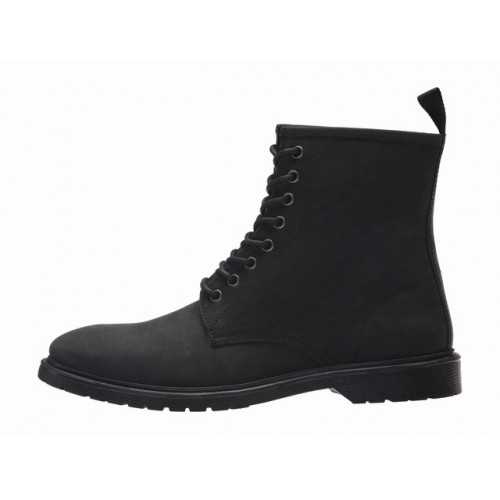 Giày Boot Cổ Cao Steve Madden Phong Cách Scrooge