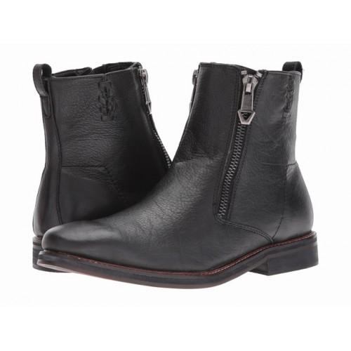 Giày Boot Nam GUESS Cổ Cao Jears Khóa Kéo Hàng Nhập