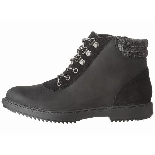 Giày Boot Nữ Clarks Chất Bền Raisie Da Lộn Hàng Nhập