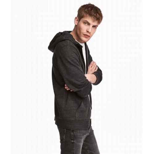 Áo Khoác Hooded Có Nón Chất Mềm Ấm Hàng Nhập H&M