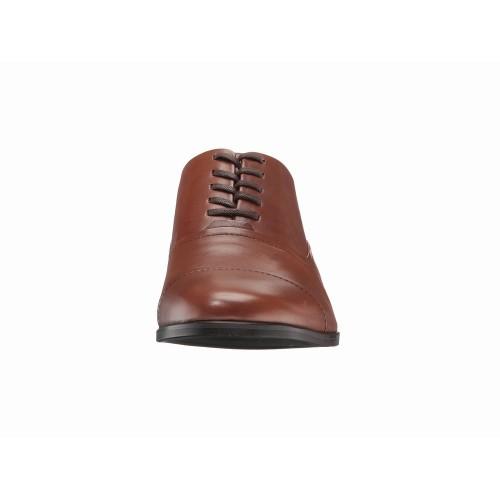 Giày Tây Nam Calvin Klein Chất Da Bê Thật Saul Cổ Điển