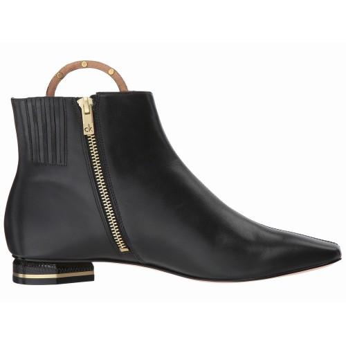 Giày Boot Đế Thấp Calvin Klein Blondie Kiểu Dáng Đẹp