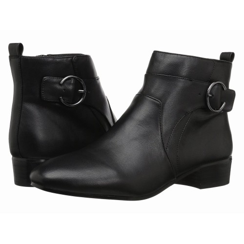 Giày Bootie Gót Thấp Nữ Nine West Êm Ái Odgerel