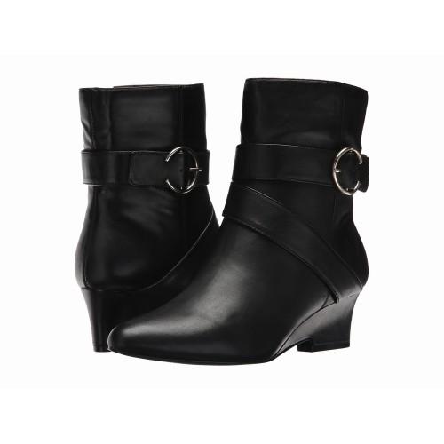 Giày Bootie Nữ Nine West Cổ Vừa Jauked Nữ Tính