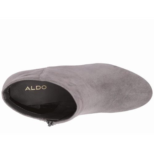 Giày Boot Cổ Thấp Aldo Đế Thô Eowasa Da Lộn