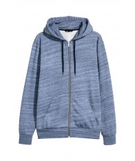 Áo Khoác Hooded Có Nón Chất Mịn Hàng Nhập H&M