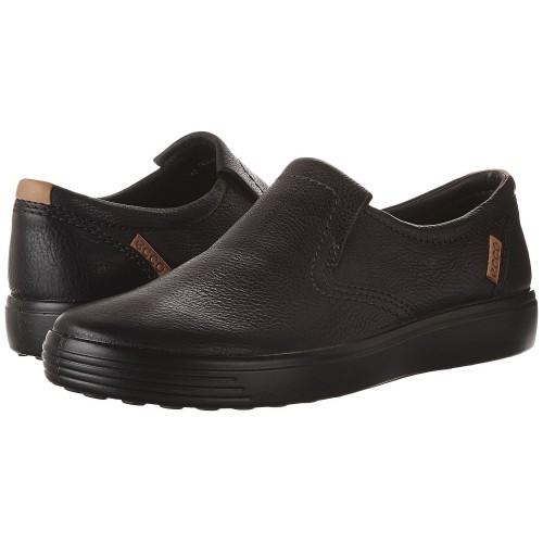 Giày Slip On ECCO Soft Thời Trang Hàng Nhập Chính Hãng