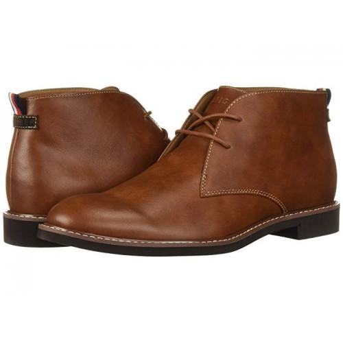 Giày Boot Nam Tommy Hilfiger Cột Dây Gervis Hàng Chính Hãng