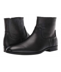 Giày Boot Da Nam Calvin Klein Llewin Có Khóa Kéo