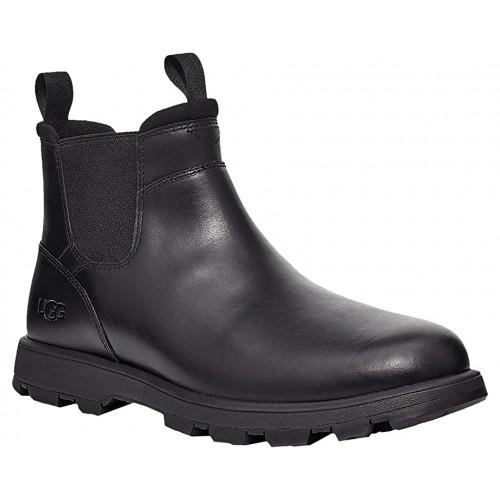 Giày Boot Cao Cổ UGG Chất Da Đẹp Hillmont Hàng Nhập Mỹ