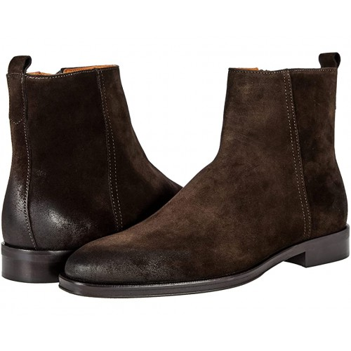 Giày Boot Da Thật Bruno Magli Nam Nomad Hàng Chính Hãng