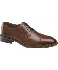 Giày Tây Nam Johnston&Murphy Mũi Giày Cap Toe Nhập Mỹ