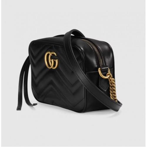Túi Mini Gucci Đeo Chéo Marmont Trẻ Trung Thời Thượng