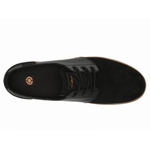 Giày Thể Thao Circa Nam Vải Đen Đẹp Hàng Hiệu