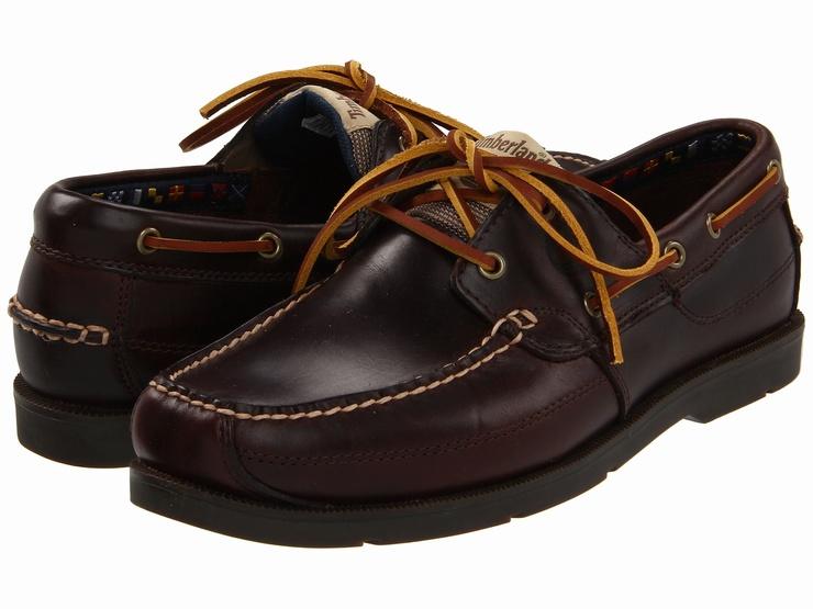Giày Thuyền Timberland 4