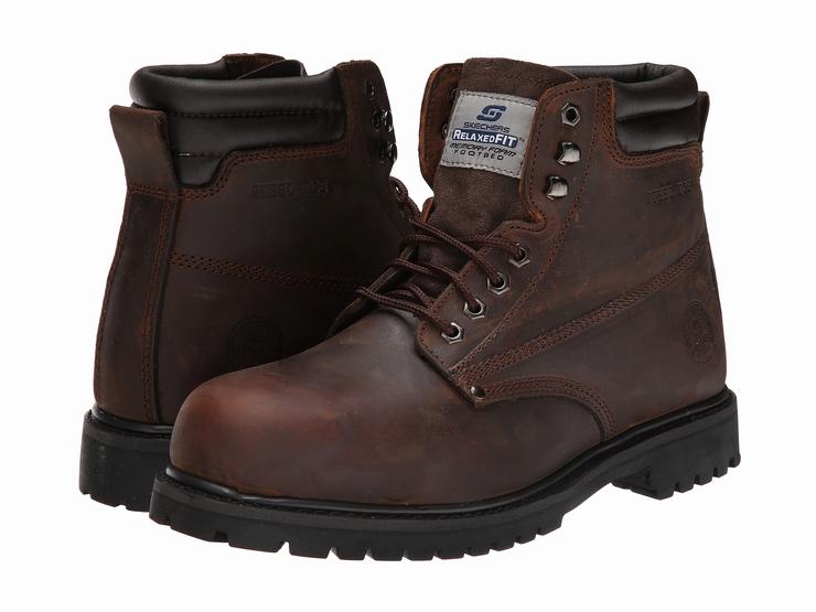 Giày Boot Phong Cách SKECHERS
