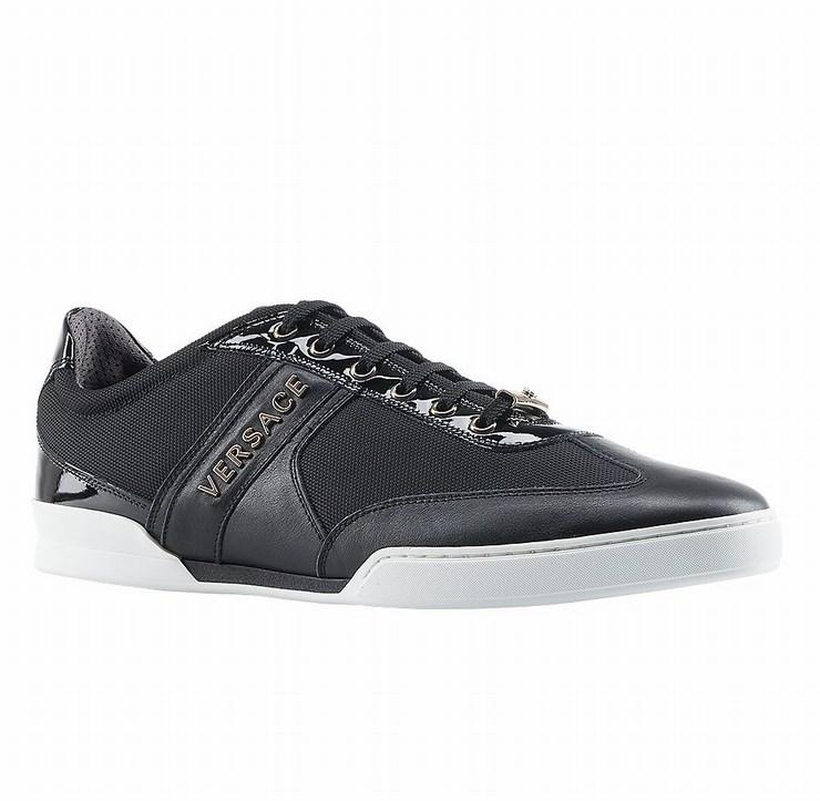 Giày Sneaker Versace Nam Logo Versace