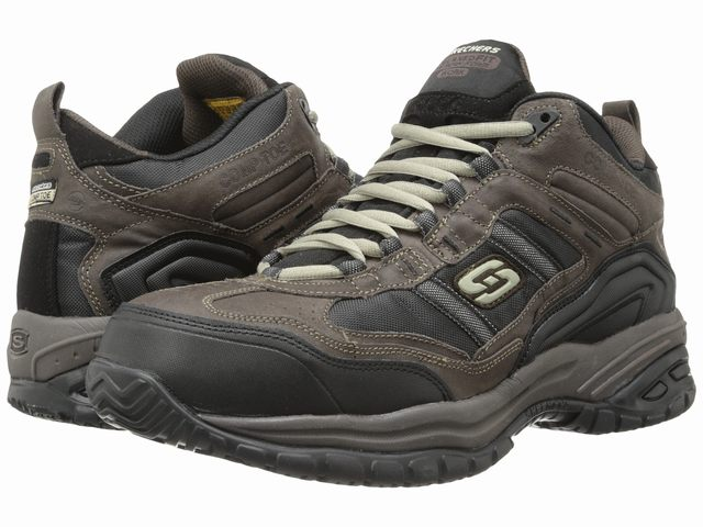 Giày Boot SKECHERS Work Soft Stride