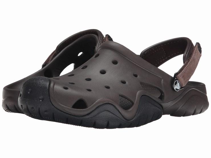Giày Sandal Crocs Swiftwater Camp