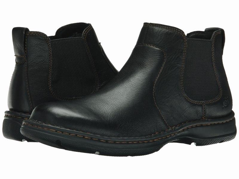 Giày Boot Da Born Buck Nam
