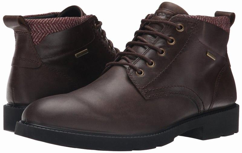 Giày Cao Cổ Geox Nam Mrubbianobabx4 1