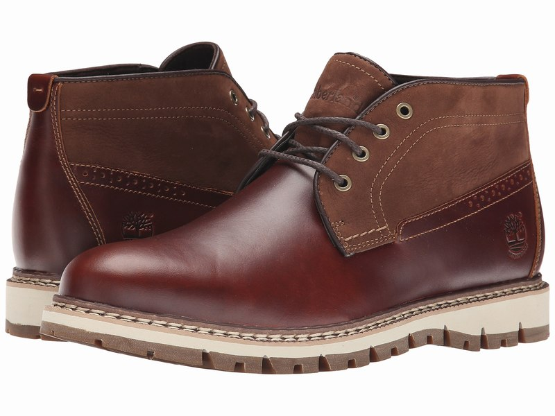 Giày Cao Cổ Nam Timberland Britton Hill