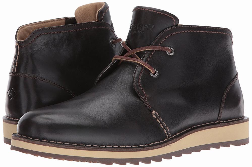 Giày Boot Da Sperry Top-Sider Dockyard 1