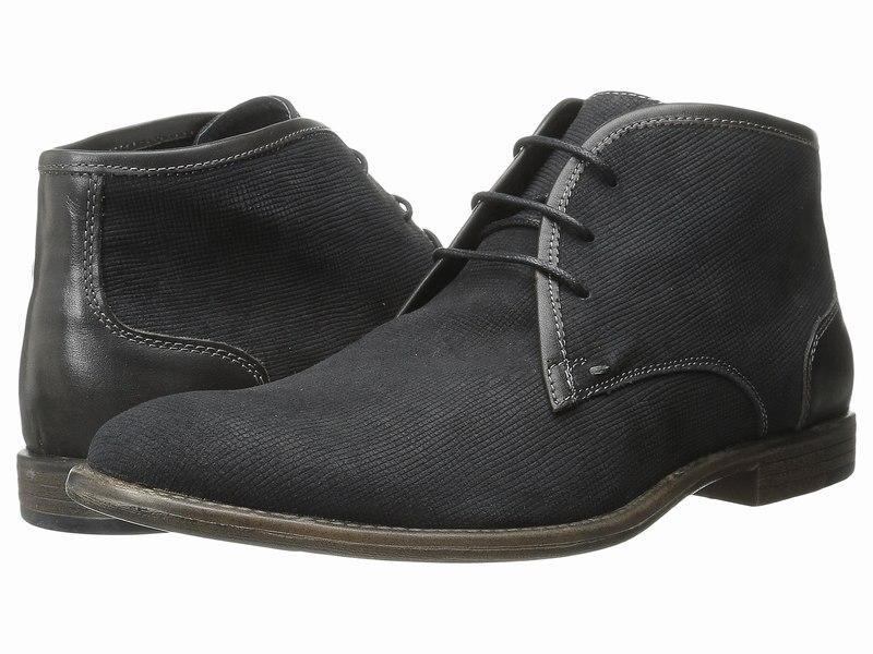 Giày Tây Cao Cổ Nam Robert Wayne Graham 1