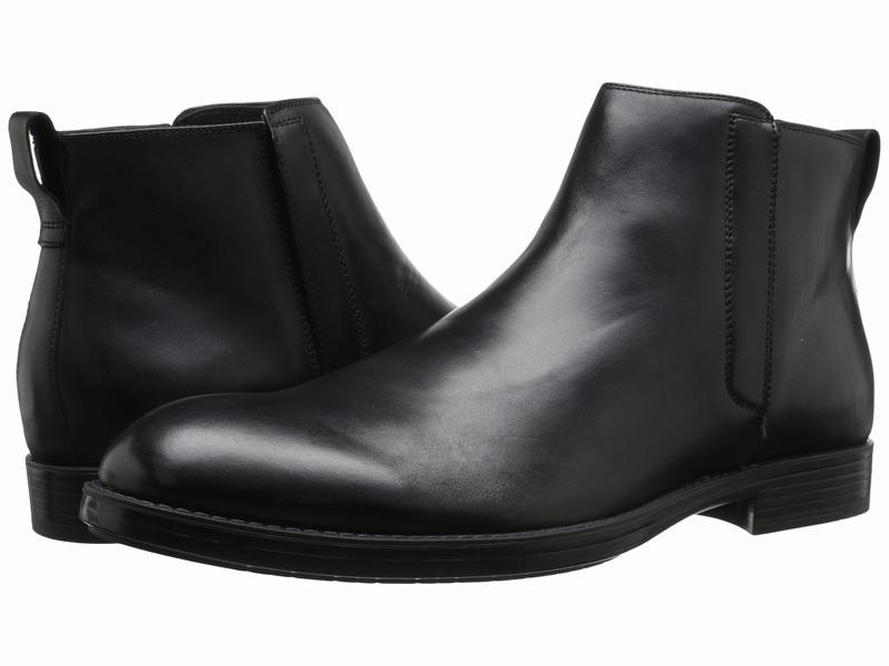 Giày Boot Da Nam Calvin Klein Hartley