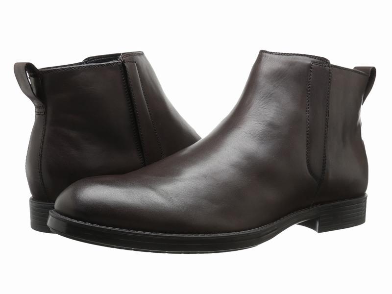 Giày Boot Da Nam Calvin Klein Hartley 1