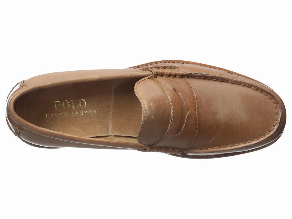 Giày Lười Công Sở Nam Polo Ralph Lauren Dustan