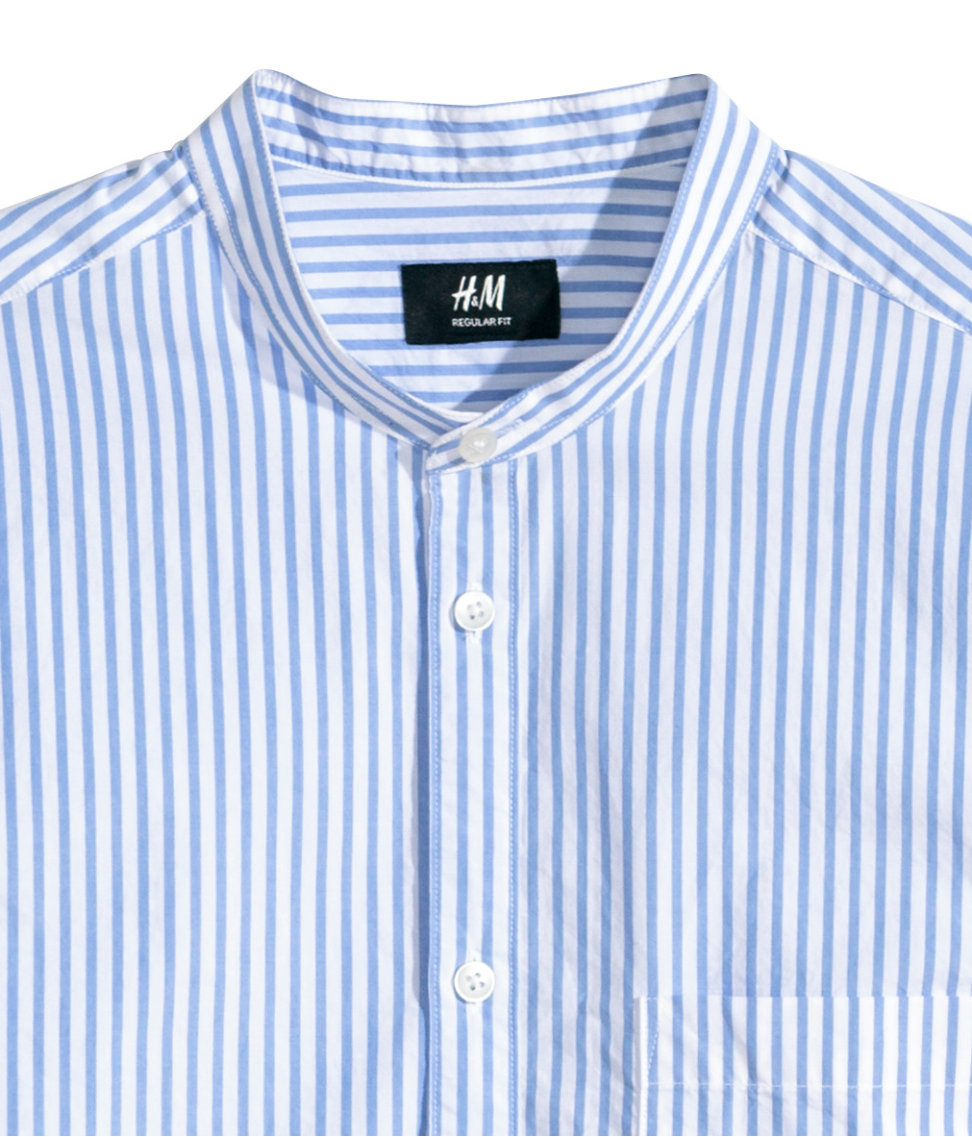 Áo Sơ Mi Nam H&M