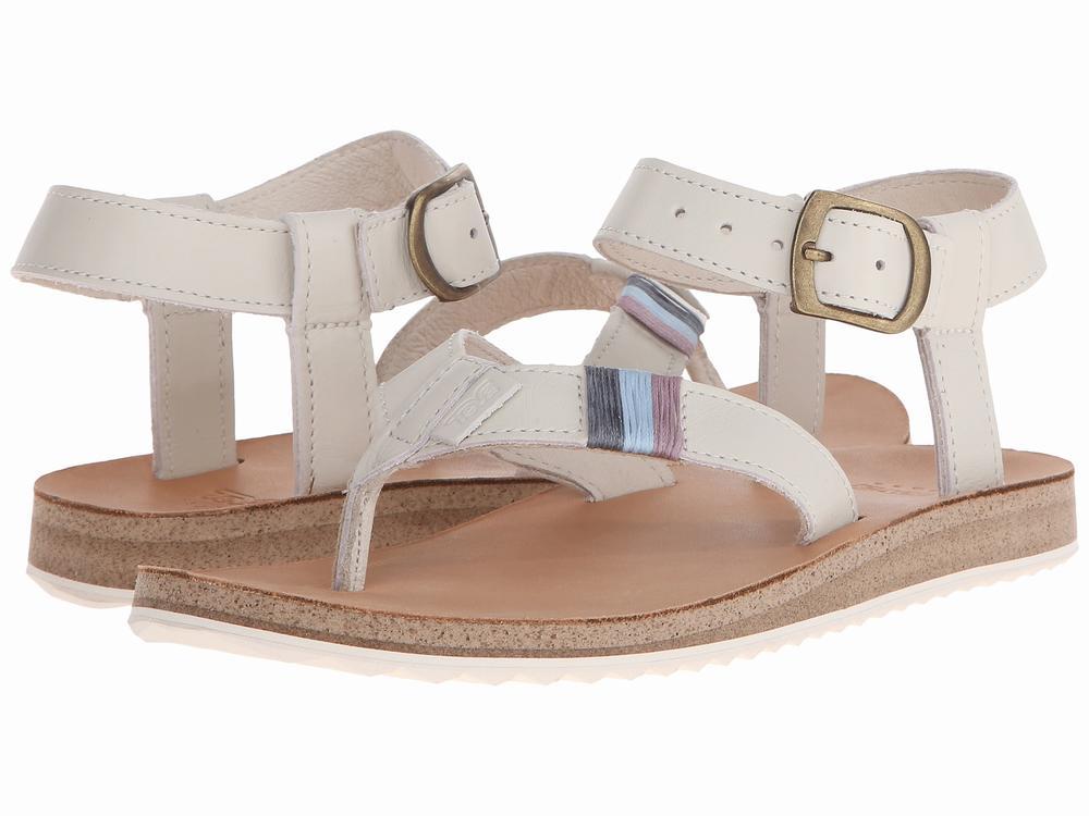 D 233 P Sandals Nữ Teva Original Da Cao Cấp