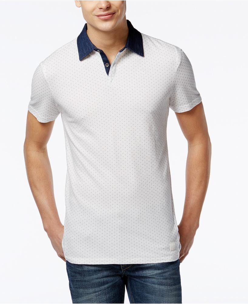 Áo Phông Polo Calvin Klein Jeans Nam