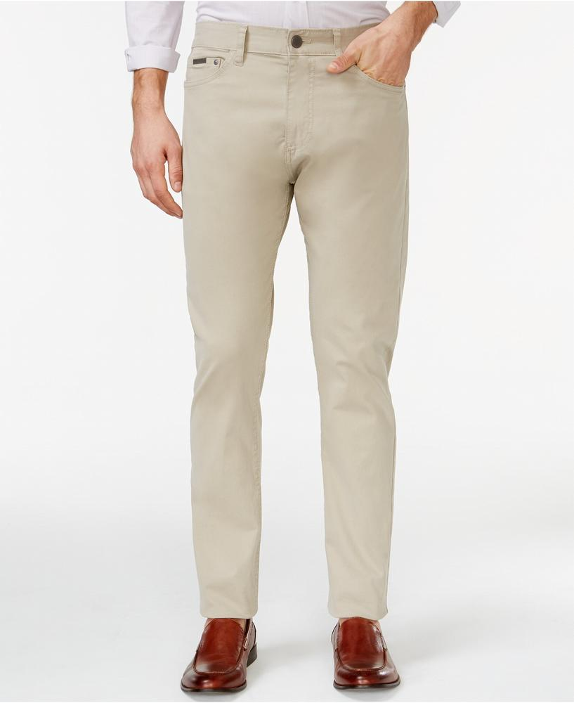 Quần Kaki Nam Calvin Klein Jeans