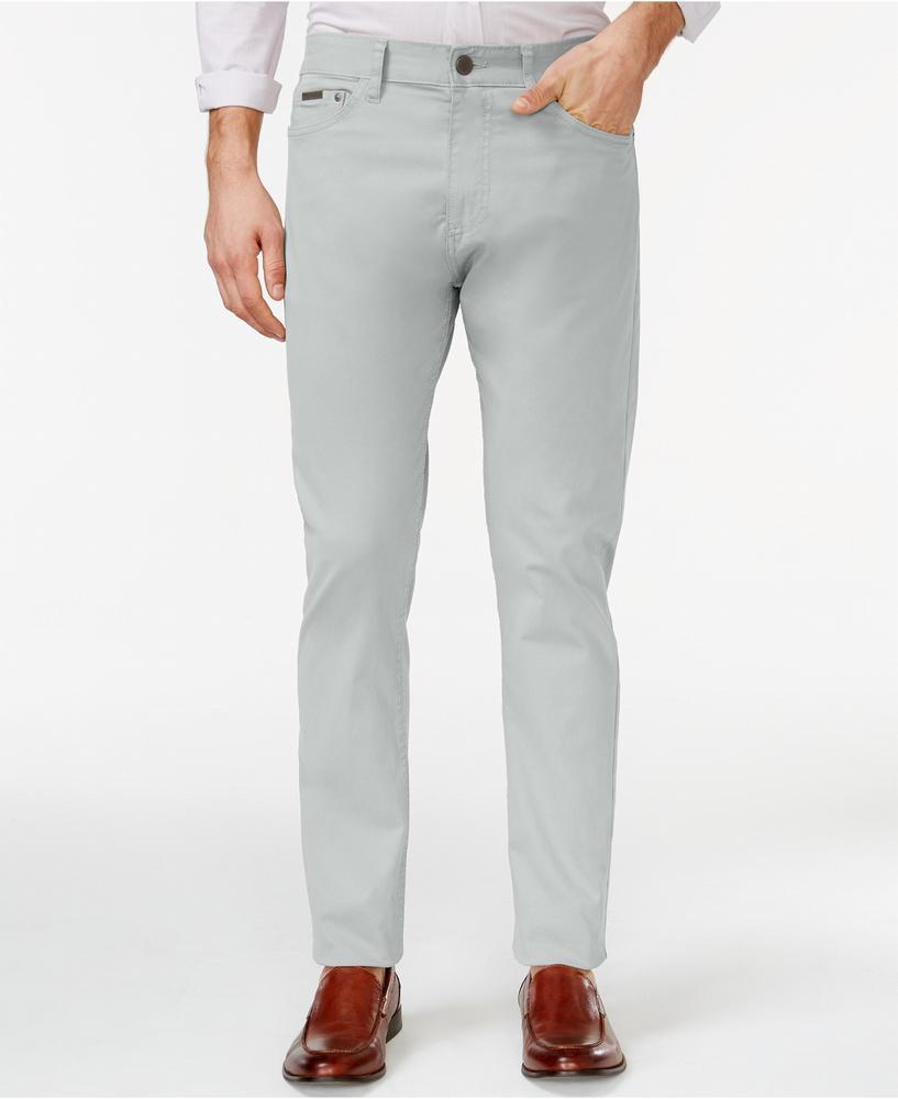 Quần Kaki Nam Calvin Klein Jeans 1