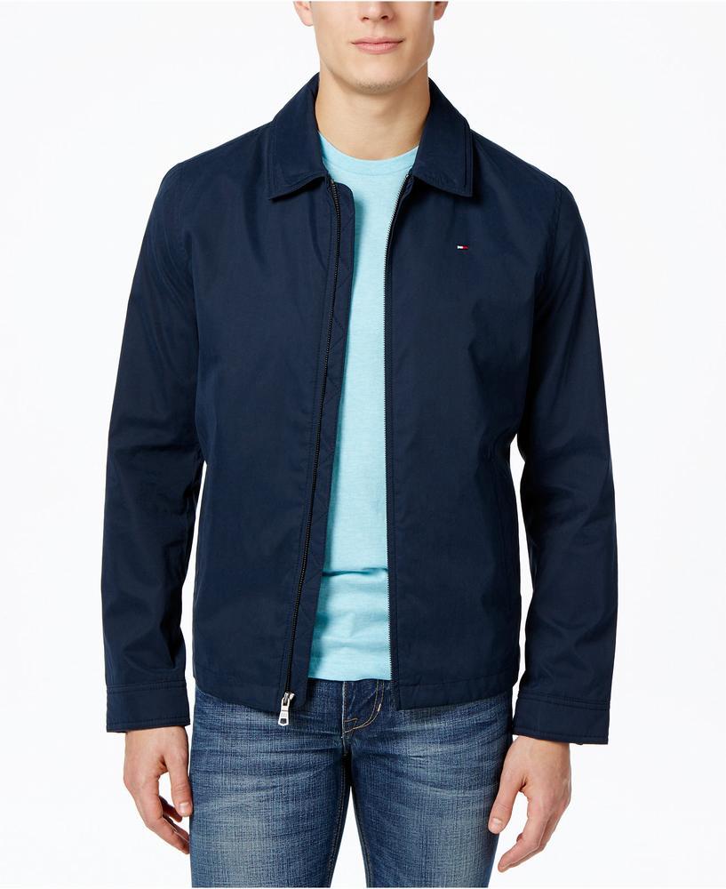 Áo Jacket Nam Tommy Hilfiger 1