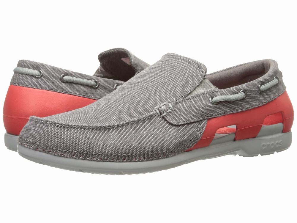 Giày Thuyền Nam Crocs