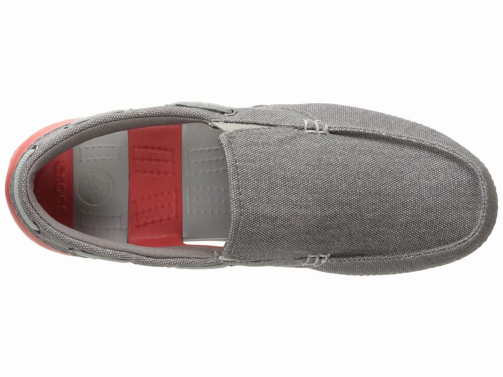 Giày Thuyền Nam Crocs 1