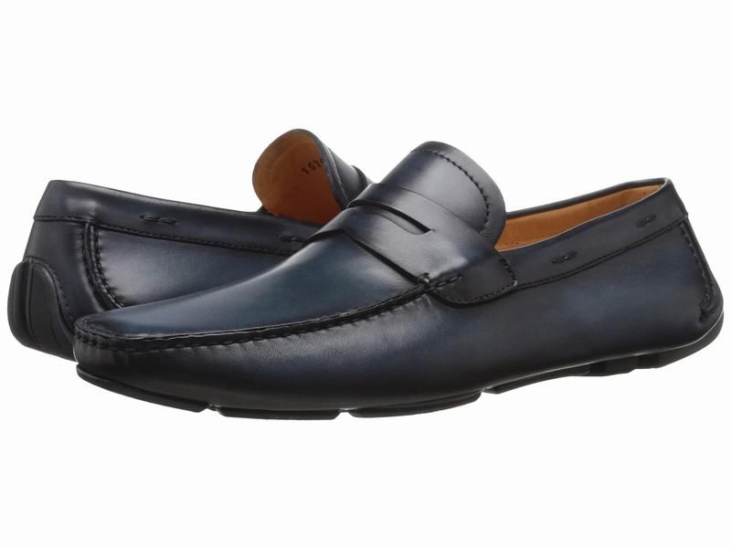 Giày Lười Da Nam Magnanni 1