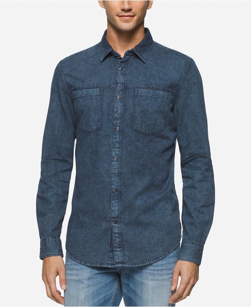Áo Công Sở Nam Calvin Klein Jeans