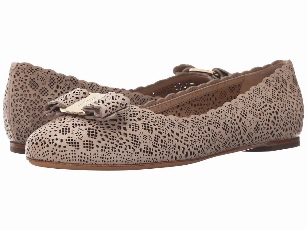 Giày Búp Bê Nữ Salvatore Ferragamo