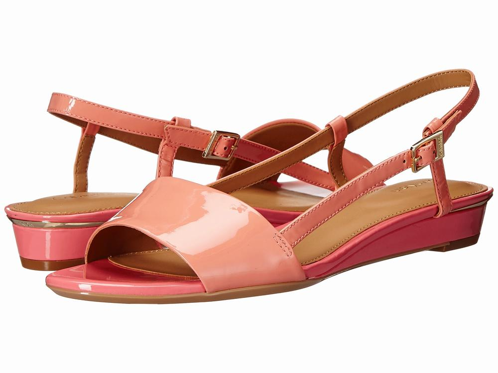 Dép Sandals Nữ Calvin Klein Prima