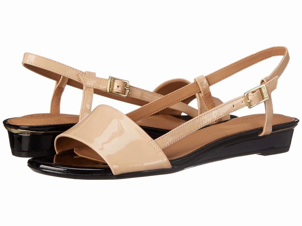 Dép Sandals Nữ Calvin Klein Prima 1