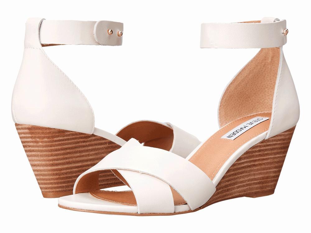 Giày Sandals Đế Xuồng Nữ Steve Madden Nilla