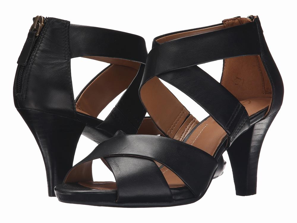Giày Sandals Cao Gót Nữ Clarks