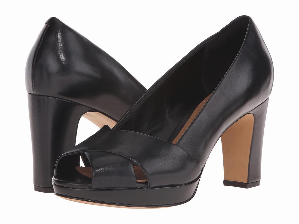 Giày Cao Gót Nữ Clarks Jenness Cao Cấp 1